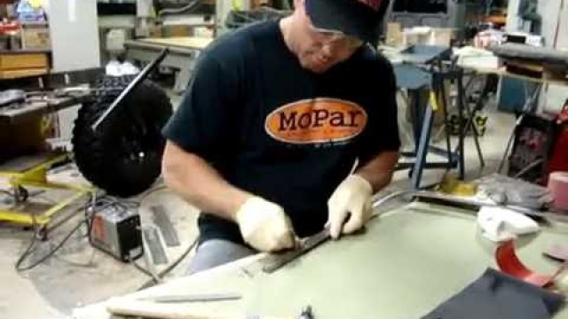 Tips & Tricks for Polishing / Buffing Stainless Steel Trim Part 2