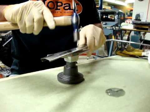 Tips & Tricks for Polishing / Buffing Stainless Steel Trim Part 1