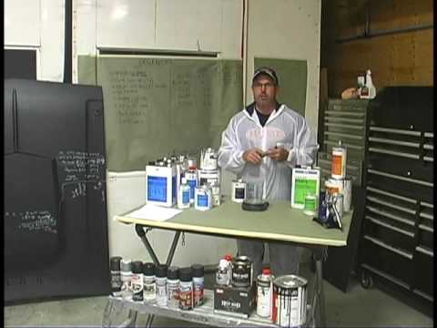 Tips & Tricks painting Black ORGANOSOL ppg dcc 9355 Cuda Challenger part 1