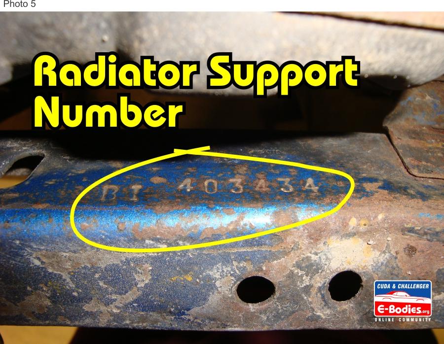 5-radiator-support-vin