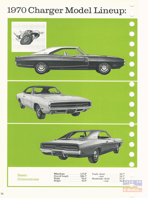 1970 dodge data book charger e bodies rh e bodies org 2012 Dodge Charger Manual 2012 Dodge Charger Manual